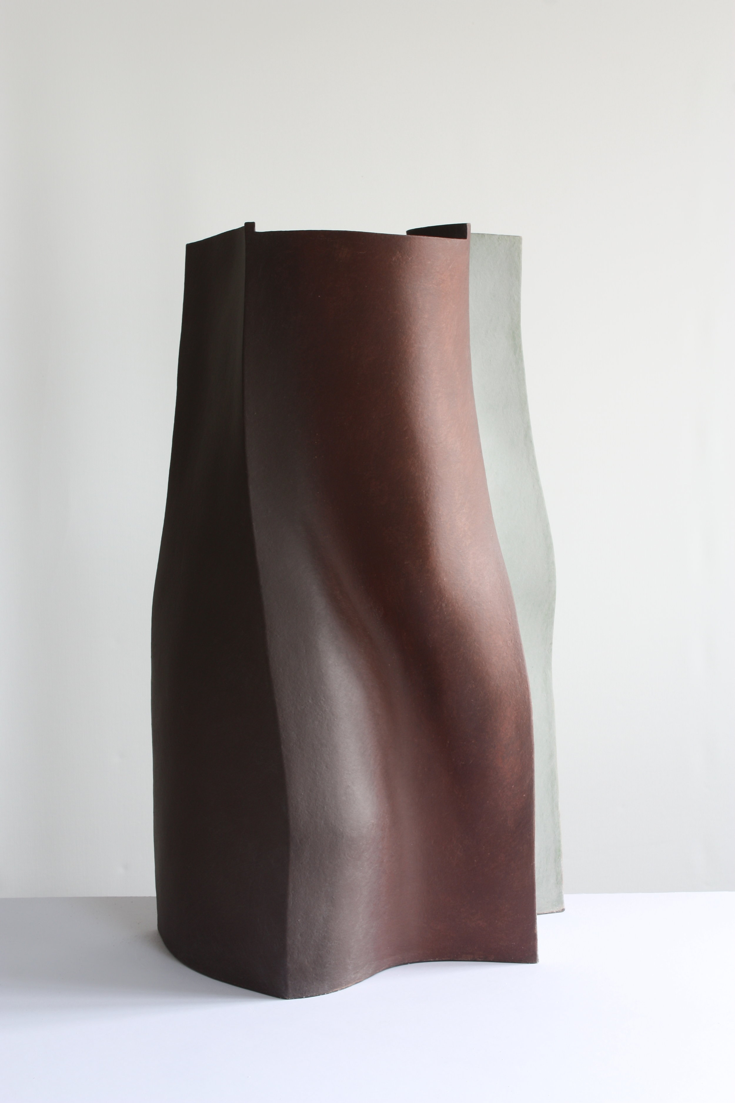Covering ground, 2015, 56cm high