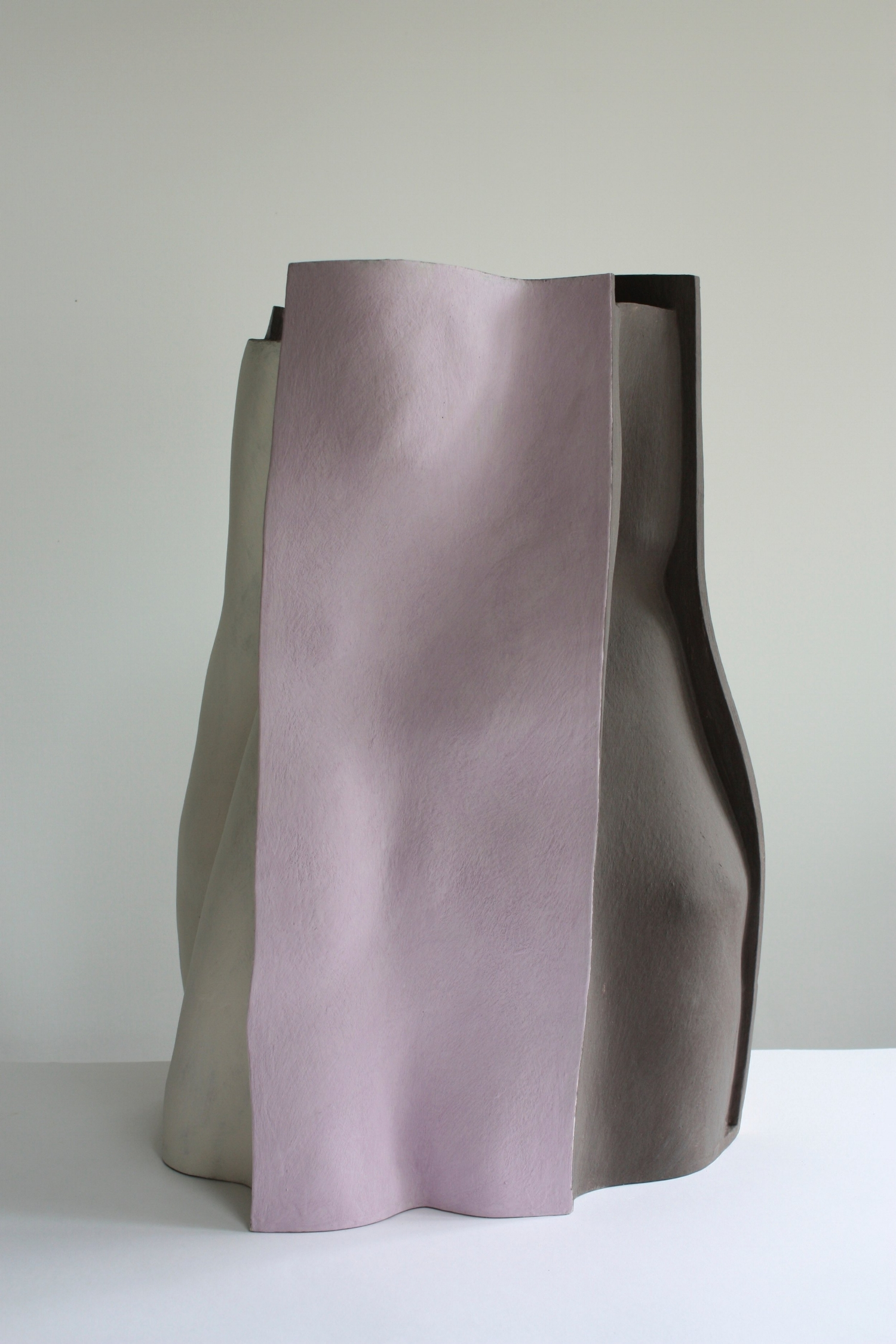 Where and when, 2013, 54cm high