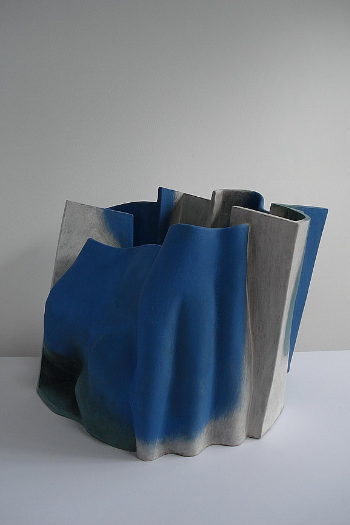 Sastrugi, 2007, 31cm high