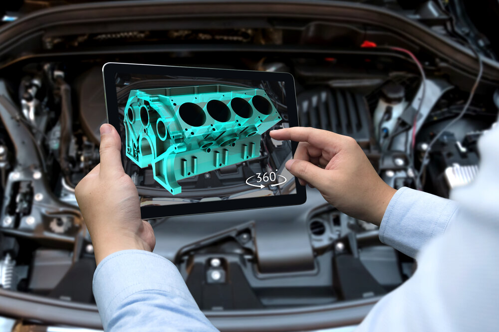 What is the Future of Augmented Reality in the Auto Industry? — Virtual Car Showroom