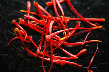 Saffron Threads fresh