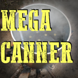 Mega Canner!  Every Serious Canner Needs One!