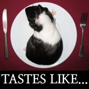 Raising and eating guinea pigs (cuy)