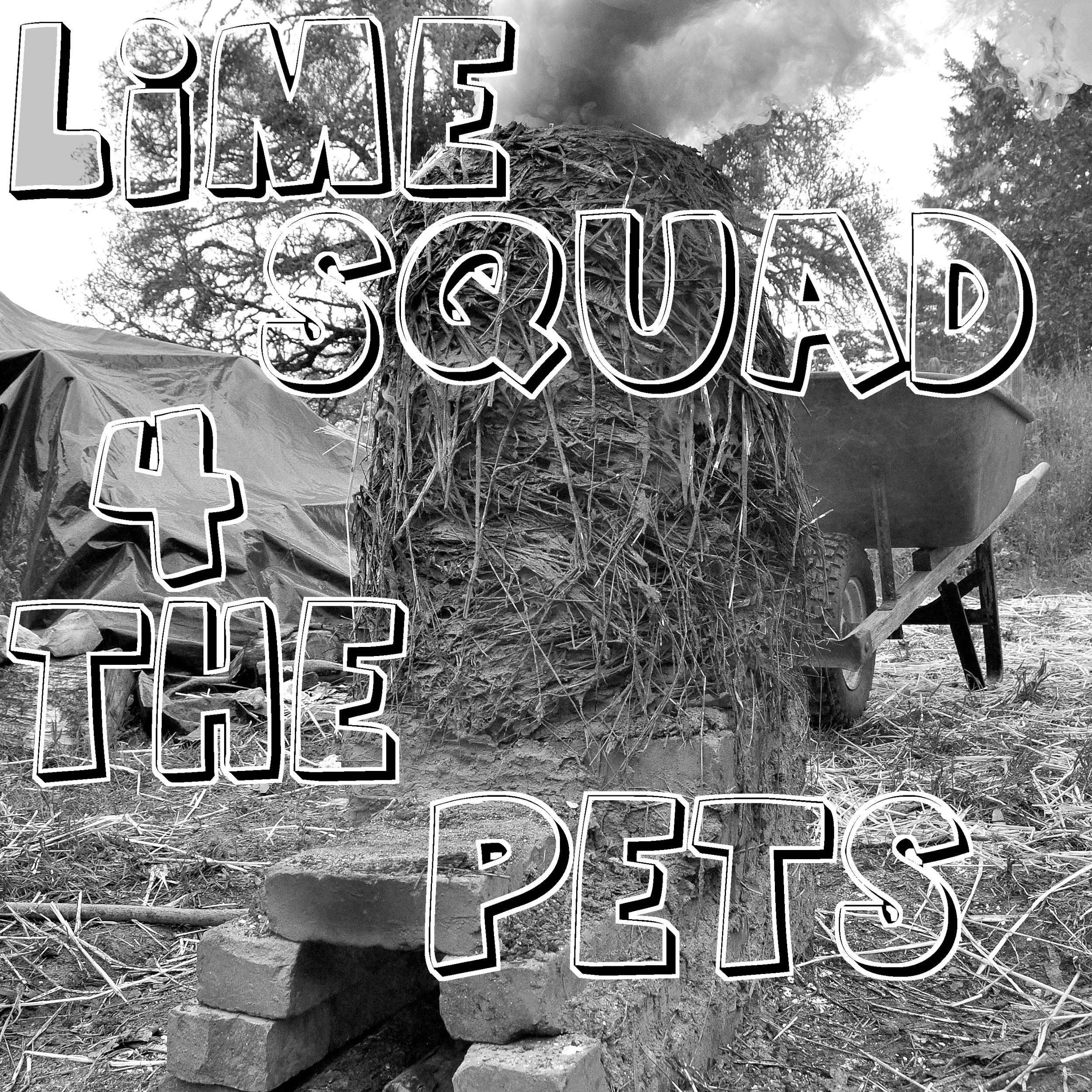 Lime Squad IV: the pets, straw and clay lime kilns