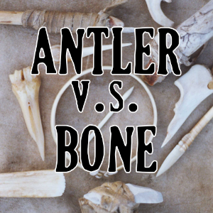 Properties and potential uses of BONE and ANTLER