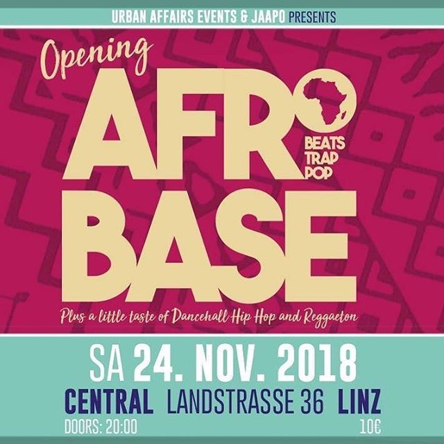 Catch us tomorrow in Linz! #afrobase #thecalabashment #pondiroad cc: @afrobase.linz
