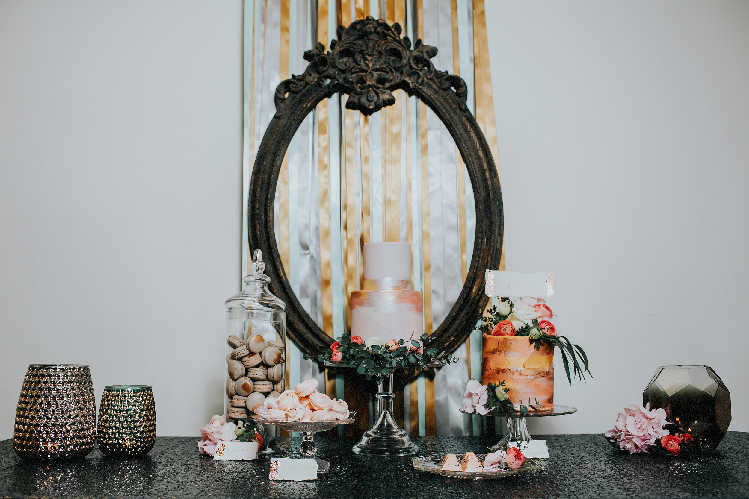 {Creative Dessert Table} Creative & Unique Wedding Cakes   Treat tables Nottingham