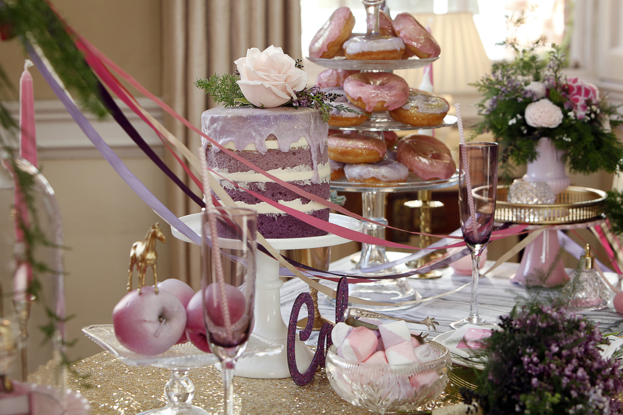 {Styled Shoot Gallery: Norwood Park}Creative & Unique Wedding Cakes   Yummy Little Cakes - Nottingham   www.yummylittlecakes.co.uk