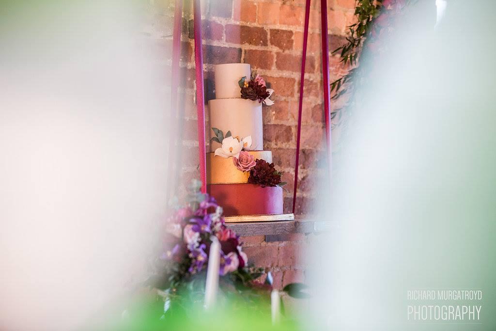 {Styled Shoot Gallery: The West Mill}Creative & Unique Wedding Cakes | Yummy Little Cakes - Nottingham | www.yummylittlecakes.co.uk
