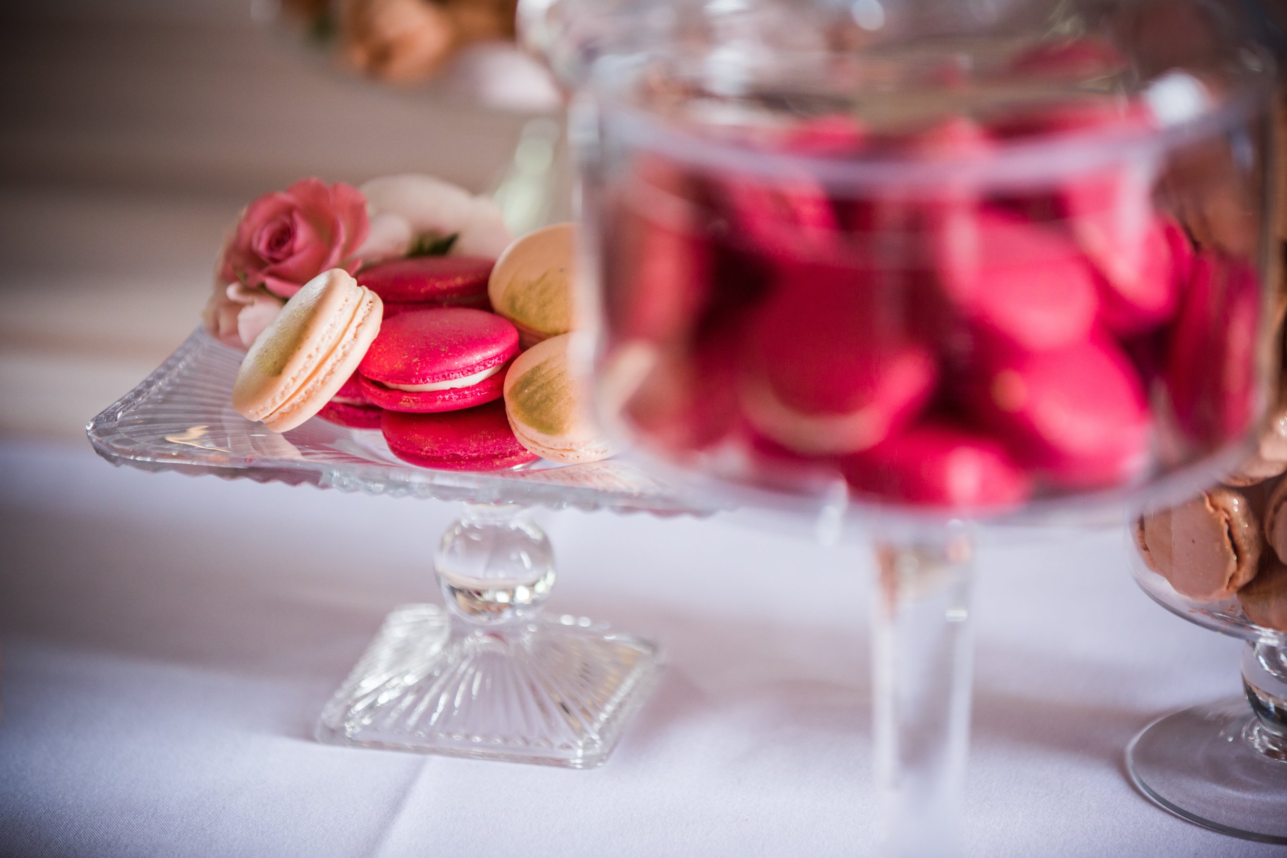 wedding treat tables Leicester
