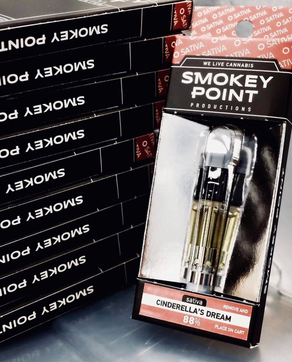 Smokey Point uses some of the best technology and hardware to produce their vape cartridges. When you have top quality cannabis oil, you're doing yourself a disservice to put it in anything less than the best vape technology on the market. SPP fills their C-Cell vape cartridges with extremely potent distillate cannabis oil. If you're near the Kitsap County area, stop by our store to learn more!