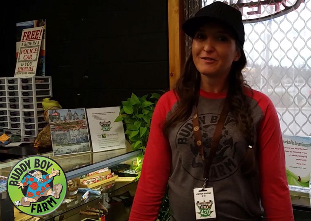Buddy Boy Farms- Meet & Greet Clean Cannabis Company