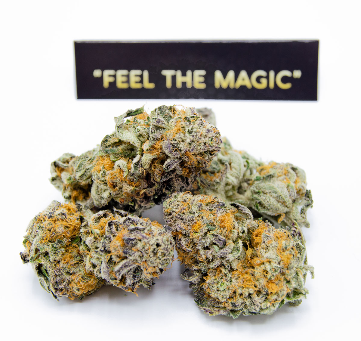 Pure Magic Group produces some top shelf quality hydroponically grown cannabis, that is sure to please. Pure Magic Group grows a diverse line of great marijuana strains for each type of consumer. If you're looking for a tasty Indica, a powerful Sativa, or a smooth Hybrid, Pure Magic has something right for you. Stop by Destination HWY 420 in East Bremerton to see Pure Magic marijuana products in person.