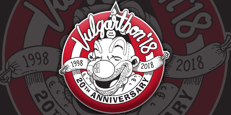 @ThatKevinSmith - Jul 2   August 2 is my 48th birthday! After the heart attack, I know I'm not even supposed to *be* here today, or that day. So to celebrate, I'm throwing a 20th Anniversary #Vulgarthon at the Red Bank @BowTieCinemas! A day of 5 films followed by 5 podcasts! 337 tickets go on sale FRIDAY!