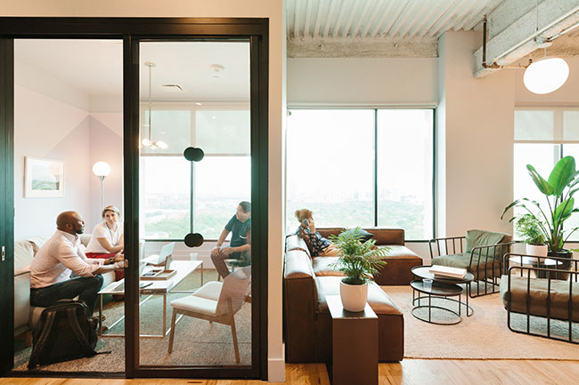 WeWork Conference Room