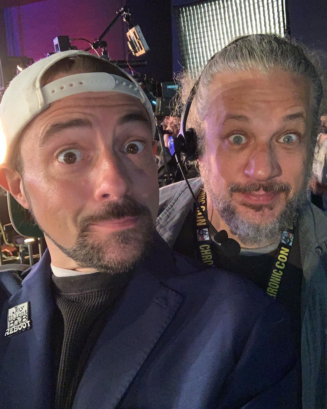 Kevin Smith & Joseph Reitman