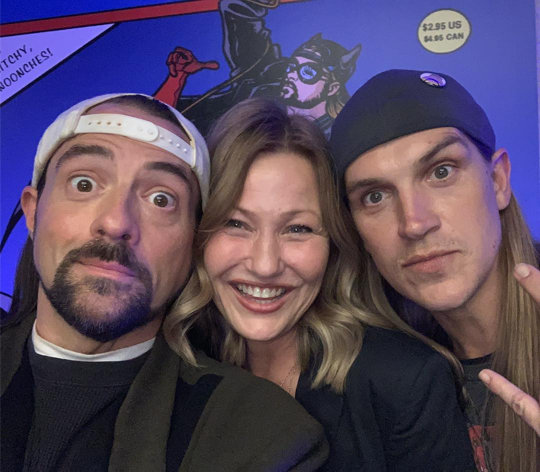 Kevin Smith, Joey Lauren Adams, Jason Mewes