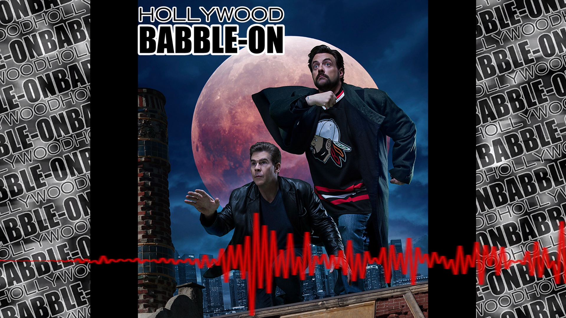 HOLLYWOOD BABBLE-ON #348: 5/9/19 - DUBLIN ENHANCED AUDIO