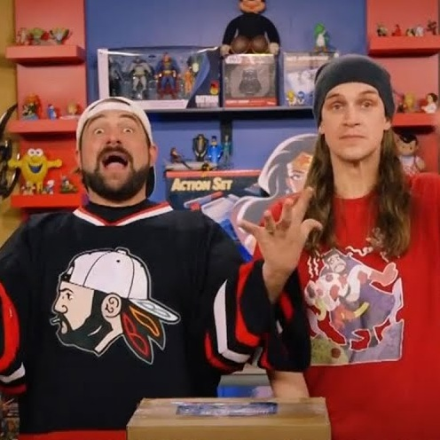 WHAT'S IN THE BOX? with KEVIN SMITH and JASON MEWES