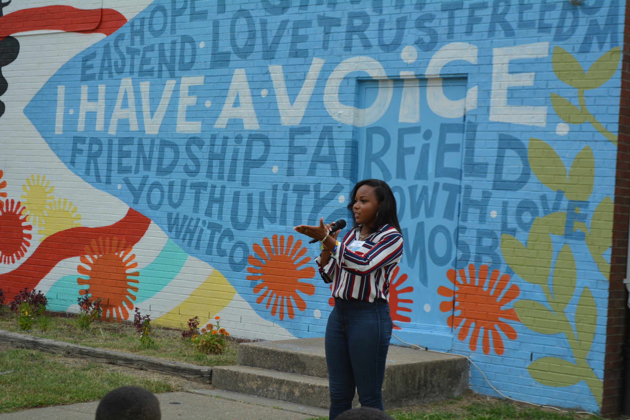 Tra'Shaundra Mealy, the 2014 BGCMR and Virginia Youth of the Year, talks about the impact the Club had on her life. Tra'Shaundra recently graduated from Virginia State University.
