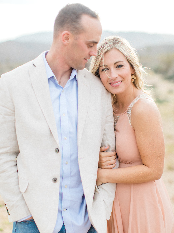 Joshua Tree Engagement Session | What to Wear for Pictures | Southern California Wedding Photographer | Mastin Labs Fuji Film | Fine Art Photographer | Desert Shoot | Couple in Love Desert.jpg
