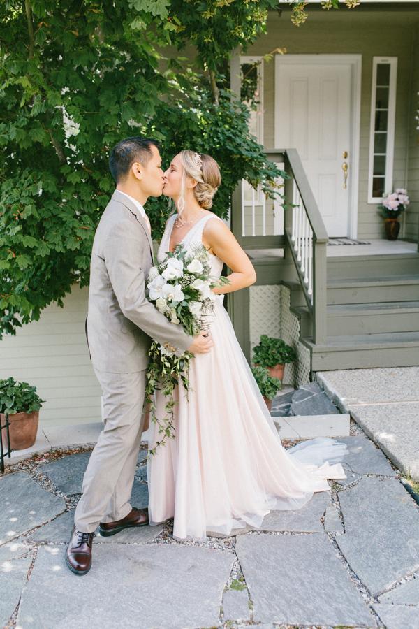 Intimate Backyard Blush Fairytale Wedding | Wenatchee Wedding Photographer | Fine Art Seattle Wedding Photographer | Blush Wedding | Wedding Details | Getting Ready | Perfect First Look