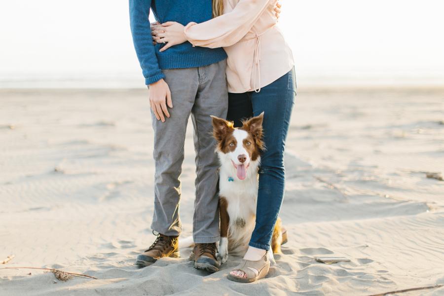 Long Beach Washington Engagement Session | Gorgeous Beach Engagement Session | What to Wear to Your Engagement Shoot | Fine Art Seattle Wedding Photographer | Portland Wedding Photographer | Film Photographer Emma Rose Company-45.jpg