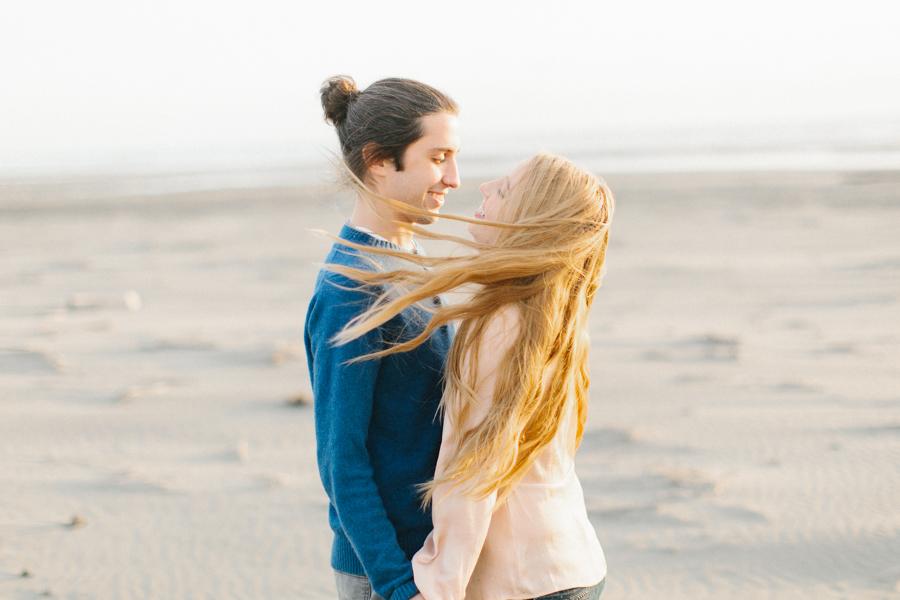 Long Beach Washington Engagement Session | Gorgeous Beach Engagement Session | What to Wear to Your Engagement Shoot | Fine Art Seattle Wedding Photographer | Portland Wedding Photographer | Film Photographer Emma Rose Company-51.jpg