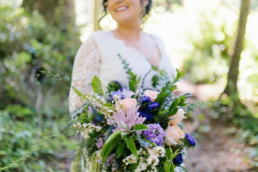 Oceanside Oregon Beach Wedding Details | Mermaid Wedding | Oregon Wedding on the Coast | Oregon Bride | Wedding Details | Bridal Party Portraits | Forest First Look-4.jpg