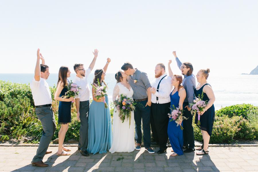 Oceanside Oregon Beach Wedding Details | Mermaid Wedding | Oregon Wedding on the Coast | Oregon Bride | Wedding Details | VSCO | Ceremony on the Beach-5.jpg