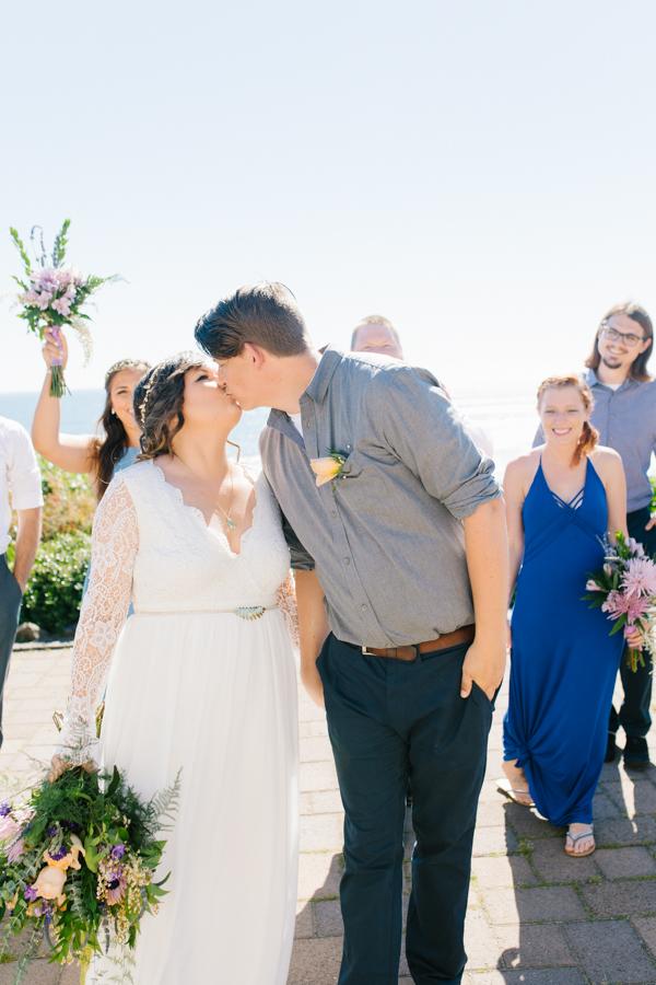 Oceanside Oregon Beach Wedding Details | Mermaid Wedding | Oregon Wedding on the Coast | Oregon Bride | Wedding Details | VSCO | Ceremony on the Beach-7.jpg