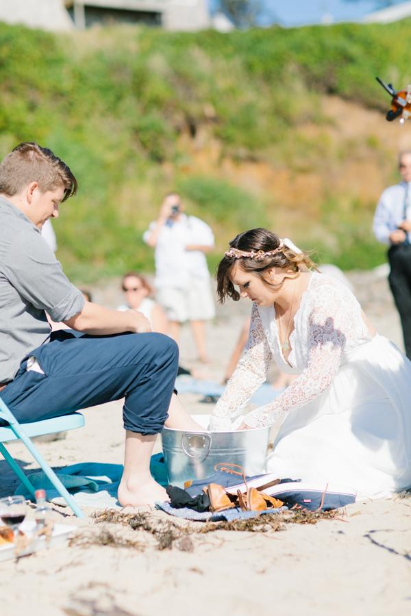 Oceanside Oregon Beach Wedding Details | Mermaid Wedding | Oregon Wedding on the Coast | Oregon Bride | Wedding Details | VSCO | Ceremony on the Beach-18.jpg