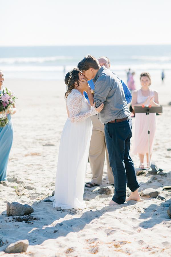 Oceanside Oregon Beach Wedding Details | Mermaid Wedding | Oregon Wedding on the Coast | Oregon Bride | Wedding Details | VSCO | Ceremony on the Beach-20.jpg