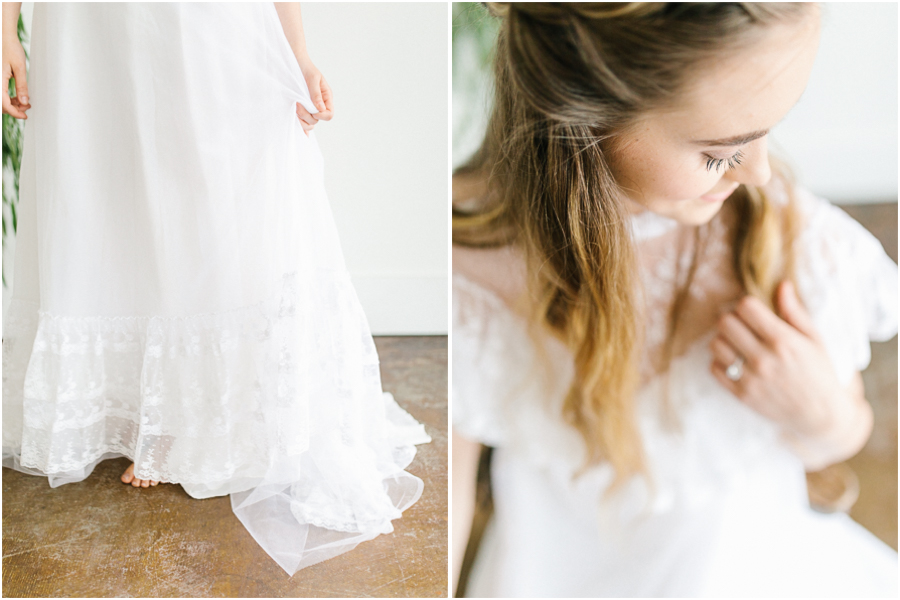 Vintage Styled Wedding Gown Styled Shoot | White Studio Styled Shoot | Emma Rose Company | White Lace Gown | Wedding Details.jpg