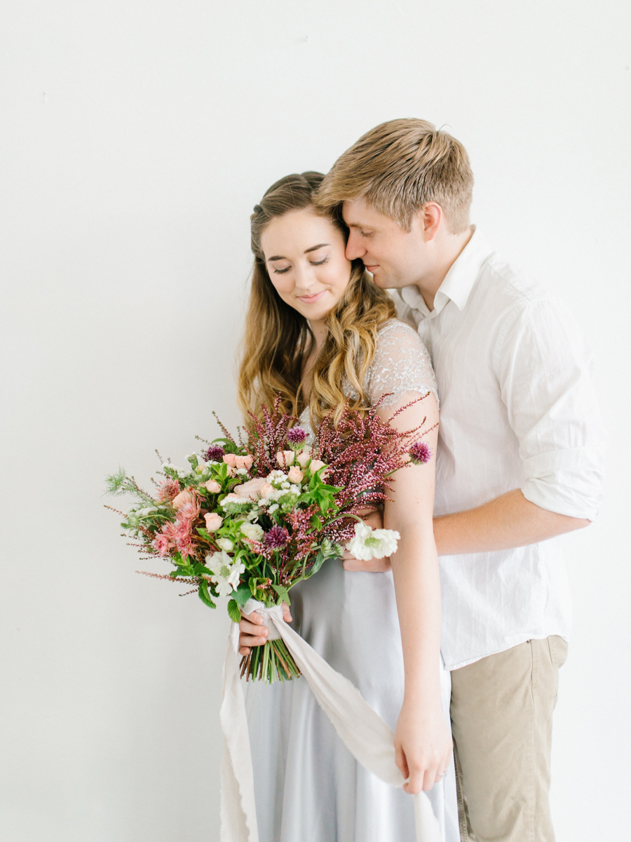 Studio Inspired Styled Shoot Behind the Scenes | How to put together a styled shoot | Rhodesia Flower Florist South Bend, Washington | Emma Rose Company Studio Session | VSCO | Grey Session-30.jpg