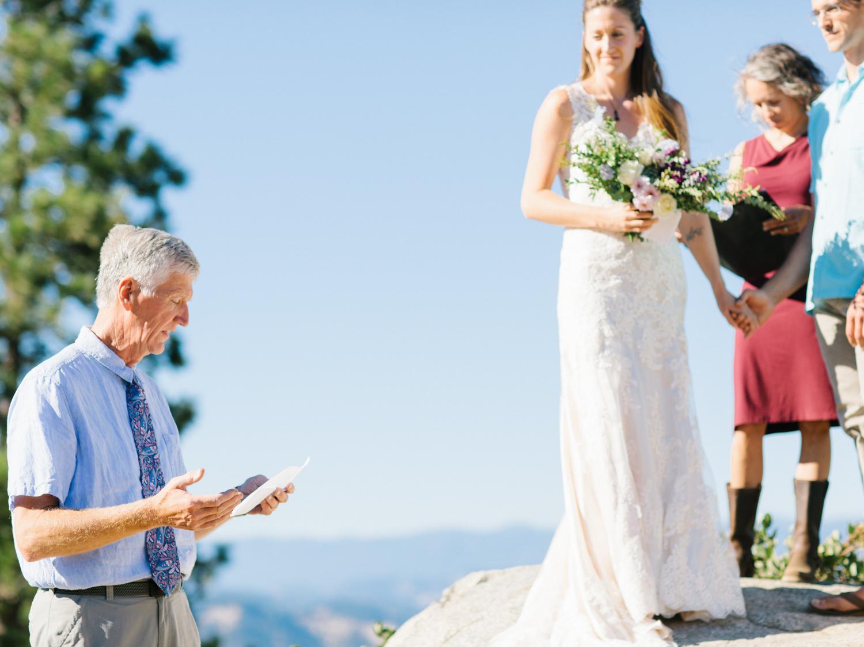 Leavenworth Washington Mountain Top | Wedding | Intimate Wedding Inspiration Outdoors | Pybus Bistro Wenatchee, Washington | VSCO | Simple Wedding | PNW Wedding | Emma Rose Company-32.jpg