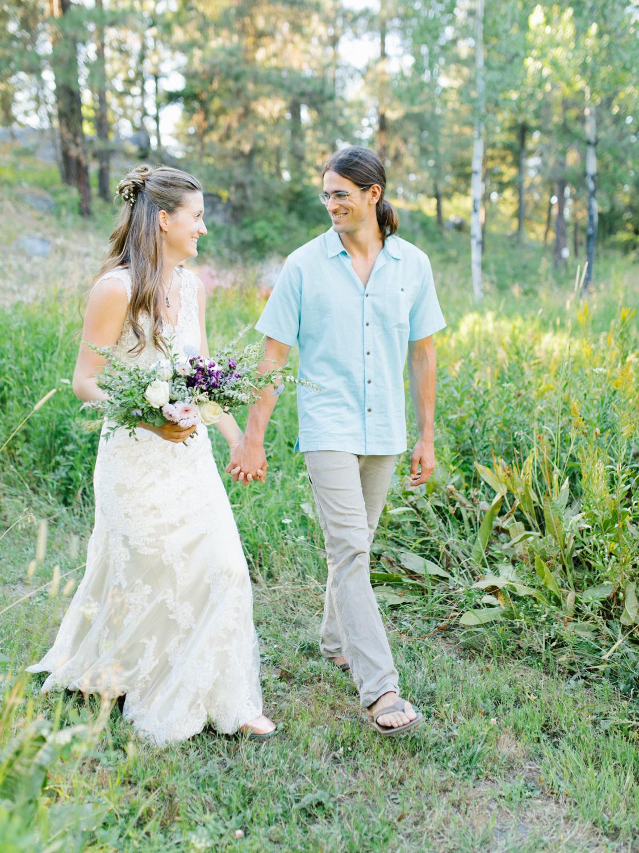 Leavenworth Washington Mountain Top | Wedding | Intimate Wedding Inspiration Outdoors | Pybus Bistro Wenatchee, Washington | VSCO | Simple Wedding | PNW Wedding | Emma Rose Company-70.jpg