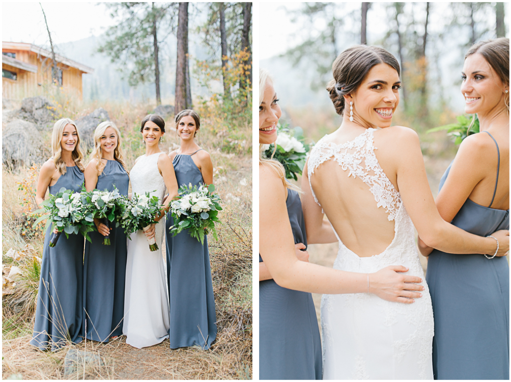 Grey and White Wedding in the Mountains of Leavenworth, Washington | Sleeping Lady | Classic and Timeless Wedding | VSCO | Grey and White Wedding Theme | Stunning Bridesmaids.jpg