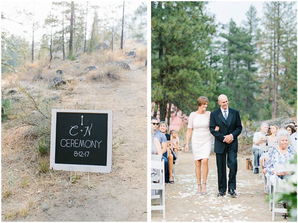 Grey and White Wedding in the Mountains of Leavenworth, Washington | Sleeping Lady | Classic and Timeless Wedding | VSCO | Leavenworth WA Ceremony on a Mountain.jpg