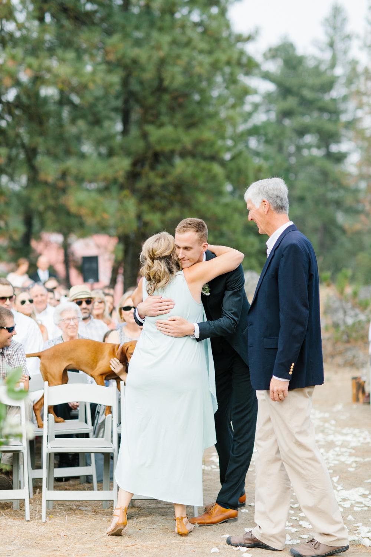 Grey and White Wedding in the Mountains of Leavenworth, Washington | Sleeping Lady | Classic and Timeless Wedding | VSCO | Leavenworth Wedding Ceremony at Sleeping Lady.jpg-2857.jpg