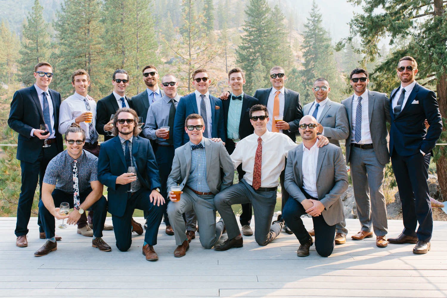 Grey and White Wedding in the Mountains of Leavenworth, Washington | Sleeping Lady | Classic and Timeless Wedding | VSCO | Sleeping Lady Wedding Reception.jpg-1280.jpg
