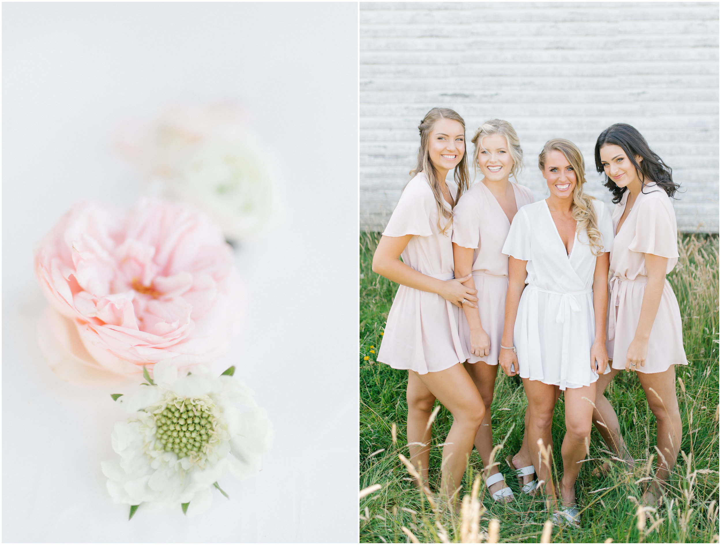 Dream Chasers Workshop | Emma Rose Company | Gorgeous Styled Shoot | Bixby + Pine | Emma Rose Company Education | Bridesmaids Getting Ready in Mumu Robes.jpg
