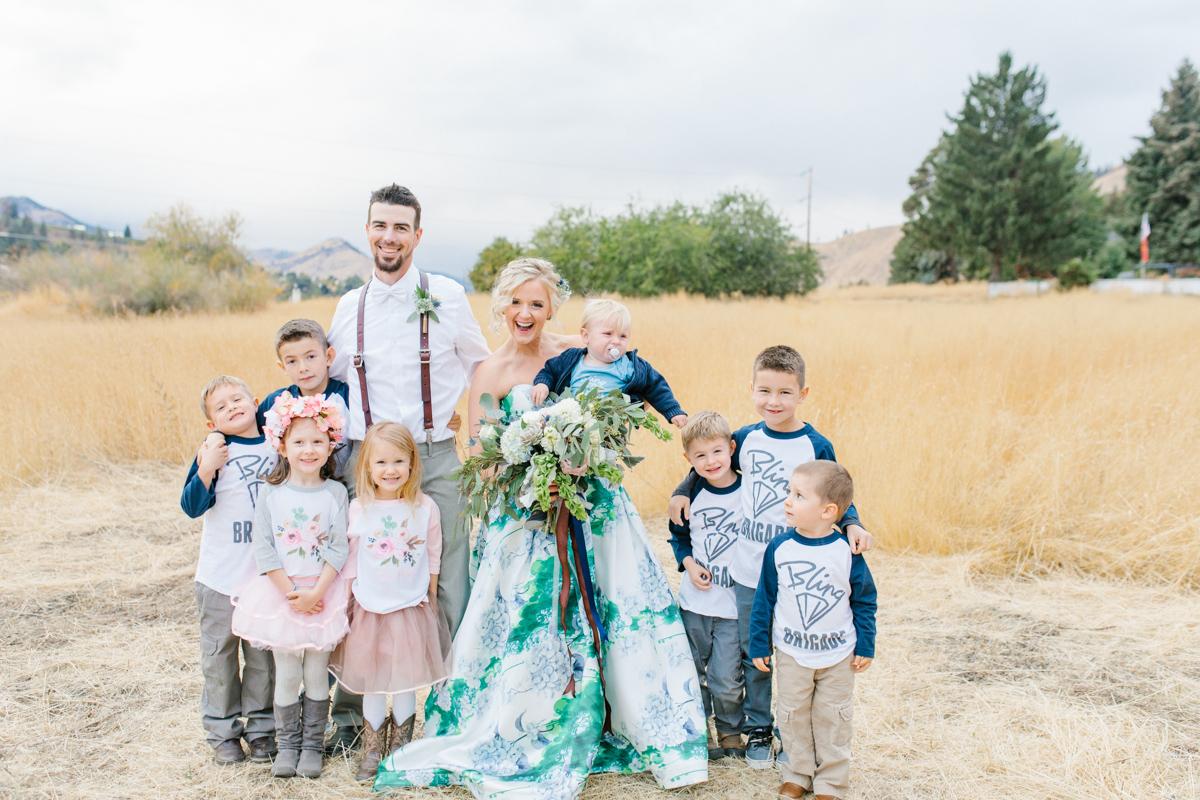 Stunning Fall Washington Wedding | PNW Wedding | Seattle Wedding Photographer Light and Airy | VSCO | Emma Rose Company Photography | Hydrangea Wedding Dress | Wedding Details | Non Traditional Wedding Gown-80.jpg