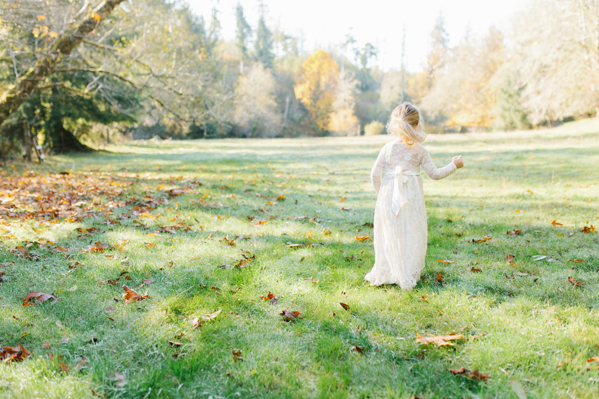 The most perfect fall photo shoot with toddler girl | What to wear to family pictures | Toddler girl in lace dress in woods and fields photo shoot | VSCO | Emma Rose Company | Toddler Outfit Inspiration | Long Lace Dress on Little Girl-17.jpg