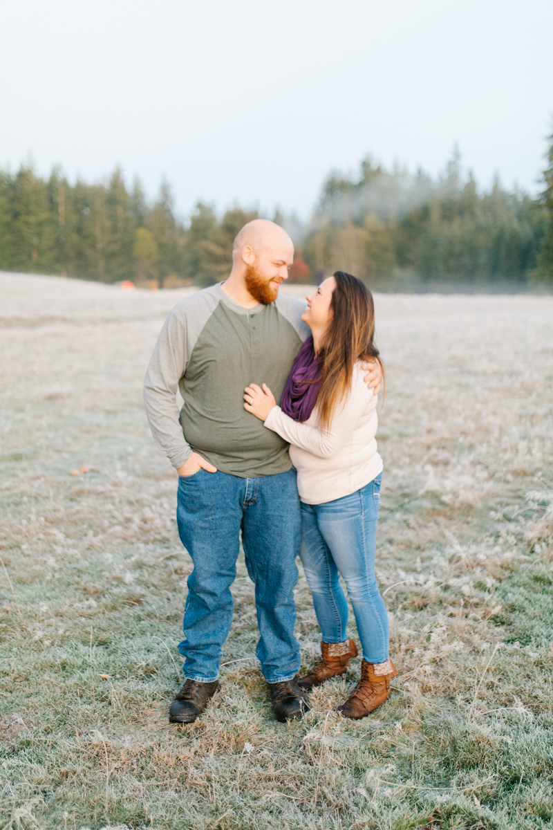 Sunrise Engagement Session on Cattle Ranch | Emma Rose Brides | Emma Rose Company Photography | Beautiful Sunrise Photo Session | VSCO | Winter Engagement Frosty Field Photo Session | Cute Engagement Inspiration-1.jpg