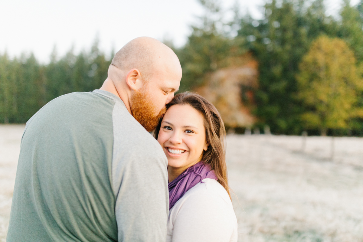 Sunrise Engagement Session on Cattle Ranch | Emma Rose Brides | Emma Rose Company Photography | Beautiful Sunrise Photo Session | VSCO | Winter Engagement Frosty Field Photo Session | Cute Engagement Inspiration-4.jpg