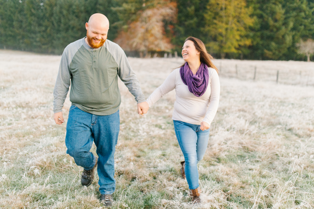 Sunrise Engagement Session on Cattle Ranch | Emma Rose Brides | Emma Rose Company Photography | Beautiful Sunrise Photo Session | VSCO | Winter Engagement Frosty Field Photo Session | Cute Engagement Inspiration-5.jpg