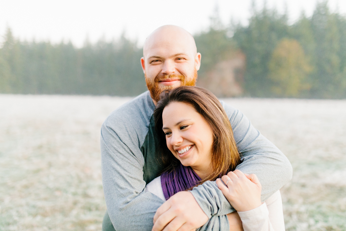 Sunrise Engagement Session on Cattle Ranch | Emma Rose Brides | Emma Rose Company Photography | Beautiful Sunrise Photo Session | VSCO | Winter Engagement Frosty Field Photo Session | Cute Engagement Inspiration-8.jpg