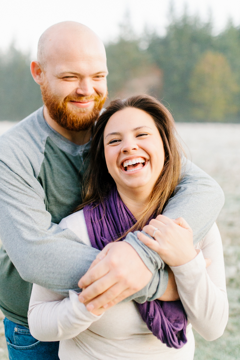 Sunrise Engagement Session on Cattle Ranch | Emma Rose Brides | Emma Rose Company Photography | Beautiful Sunrise Photo Session | VSCO | Winter Engagement Frosty Field Photo Session | Cute Engagement Inspiration-9.jpg