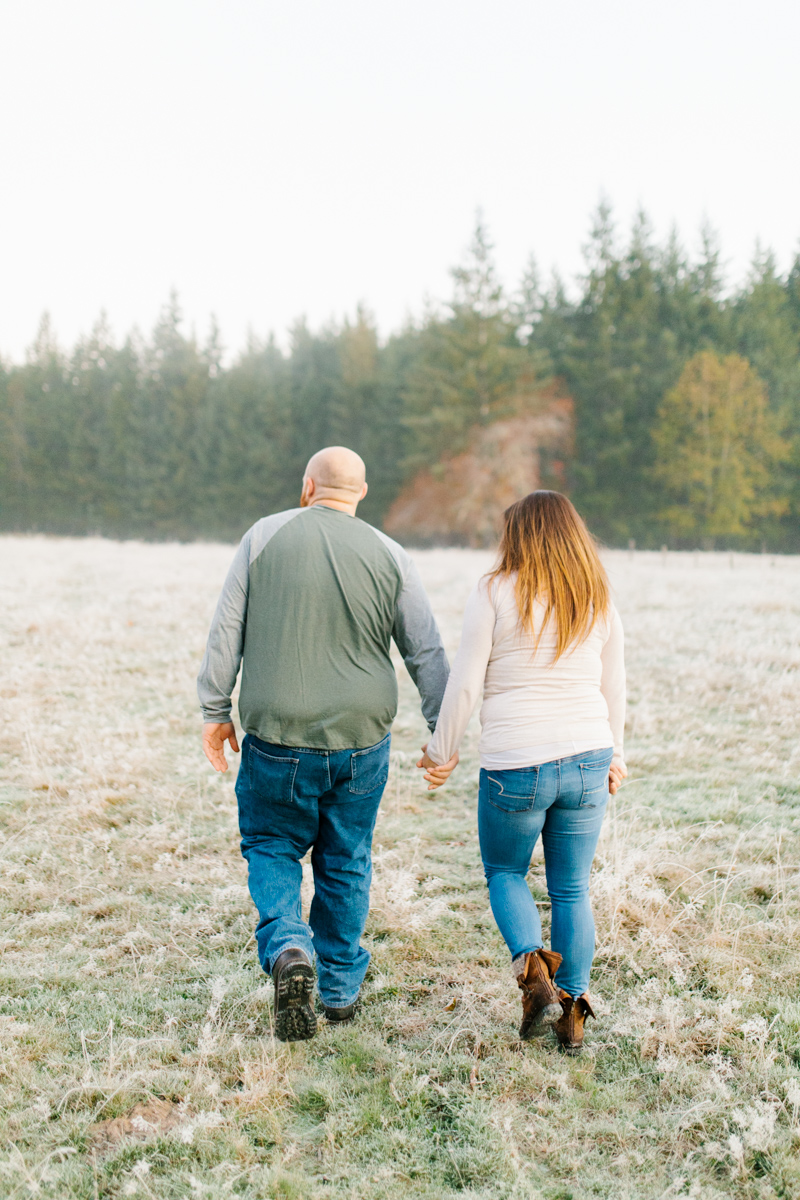 Sunrise Engagement Session on Cattle Ranch | Emma Rose Brides | Emma Rose Company Photography | Beautiful Sunrise Photo Session | VSCO | Winter Engagement Frosty Field Photo Session | Cute Engagement Inspiration-10.jpg